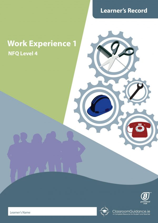 Work Experience 1 Learner Record