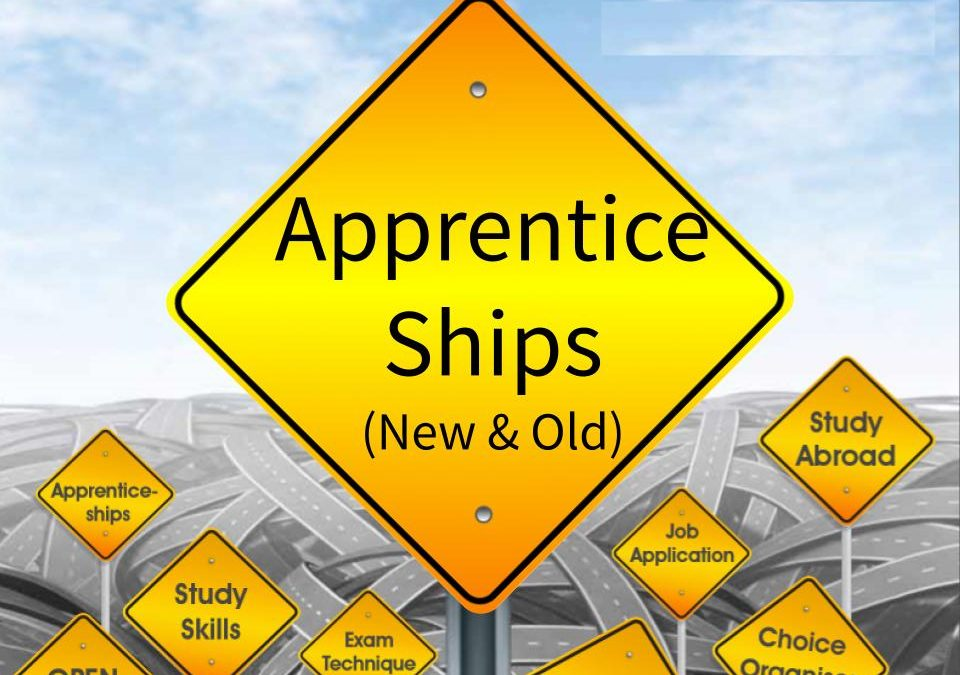 Apprenticeships – Boosting Their Visibility To Students