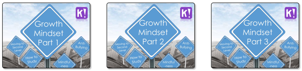 Growth Mindset & Higher Academic Performance.